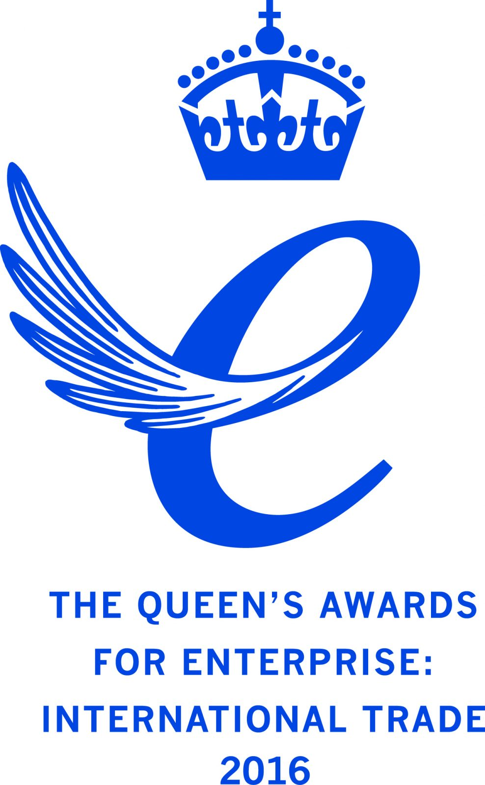 Queen's Award for Enterprise International Trade 2016 Emblem (1)